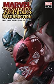 Marvel Zombies: Resurrection (2019) No.1