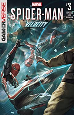 Marvel's Spider-Man: Velocity (2019-) #3 (of 5)