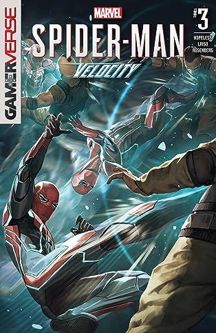 Marvel's Spider-Man: Velocity (2019-) #3 (of 5)