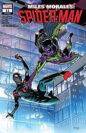 Miles Morales: Spider-Man (2018-) #11