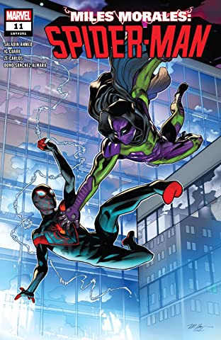 Miles Morales: Spider-Man (2018-) No.11