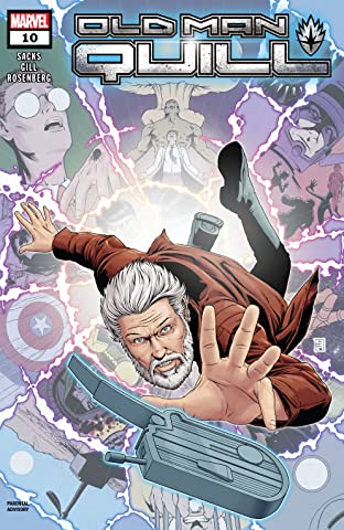 Old Man Quill (2019) #10 (of 12)