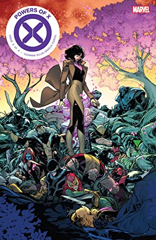 Powers Of X (2019) #6 (of 6)