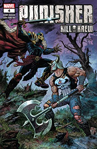 Punisher Kill Krew (2019) #4 (of 5)