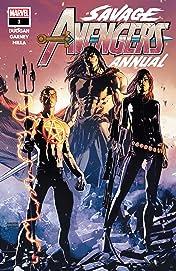 Savage Avengers (2019-) Annual #1