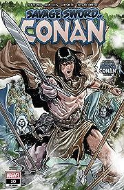 Savage Sword Of Conan (2019) #10
