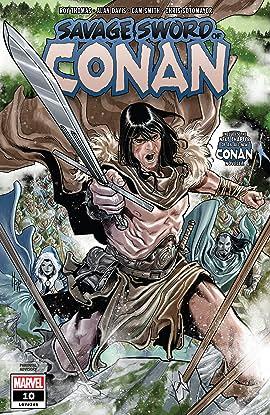 Savage Sword Of Conan (2019-) #10