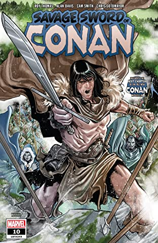Savage Sword Of Conan (2019) #10