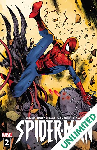 Spider-Man (2019-2020) #2 (of 5)