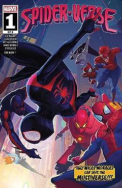 Spider-Verse (2019-2020) #1 (of 6)