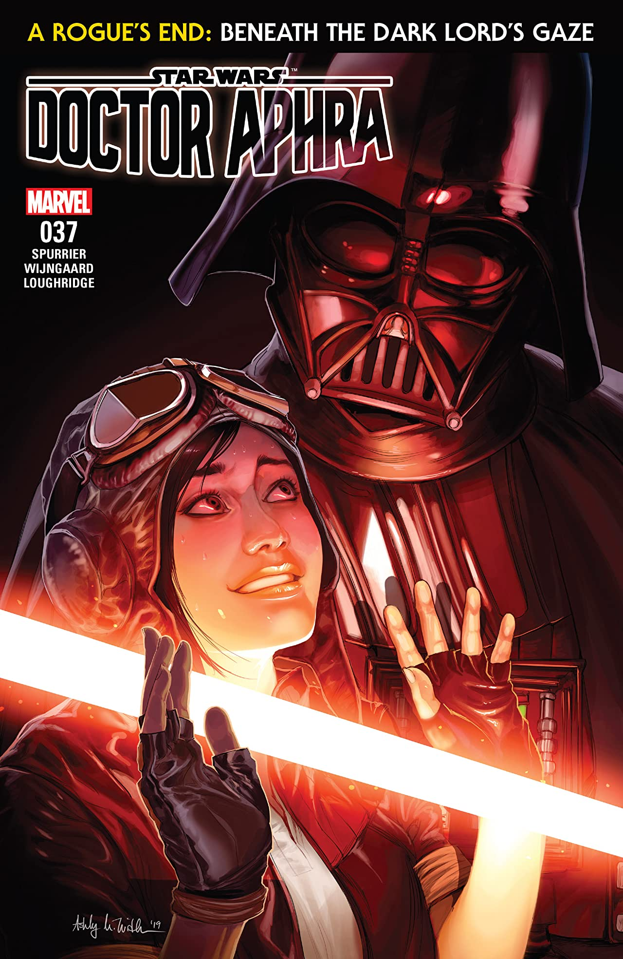 Star Wars: Doctor Aphra (2016-2019) #37