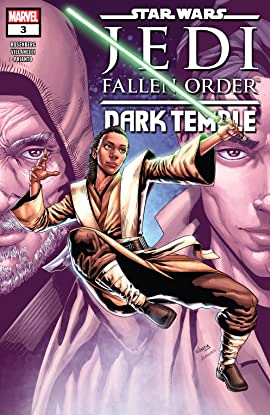 Star Wars: Jedi Fallen Order–Dark Temple (2019-) #3 (of 5)