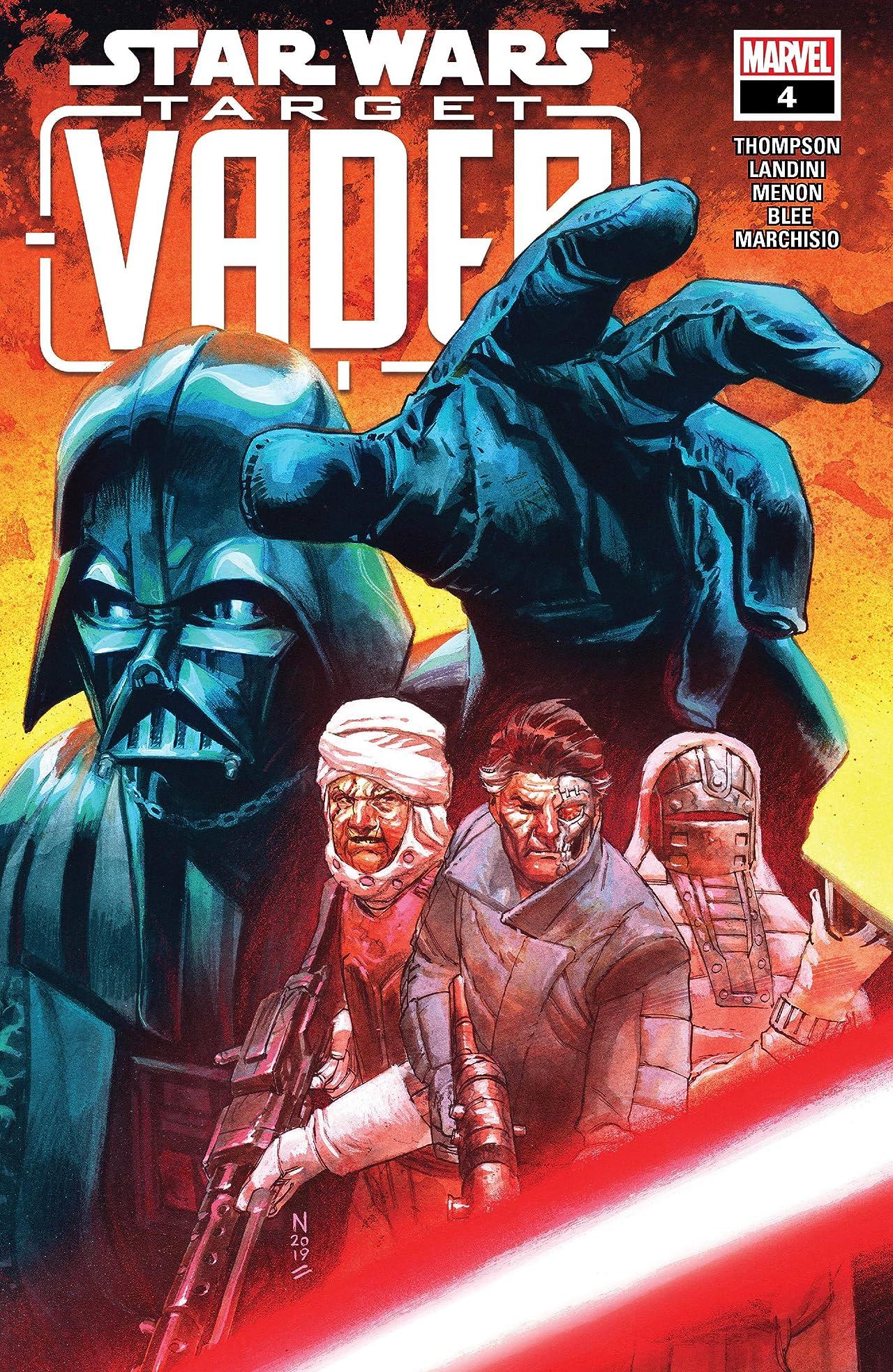 Star Wars: Target Vader (2019-) No.4 (sur 6)