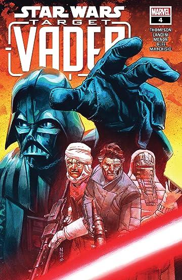 Star Wars: Target Vader (2019) #4 (of 6)