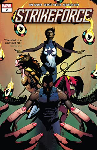 Strikeforce (2019-) #2
