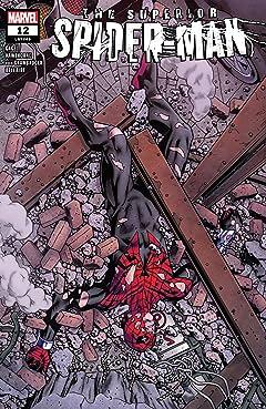 Superior Spider-Man (2018-) #12