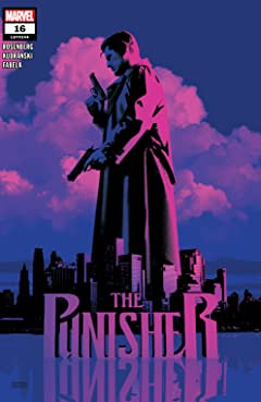 The Punisher (2018-) No.16