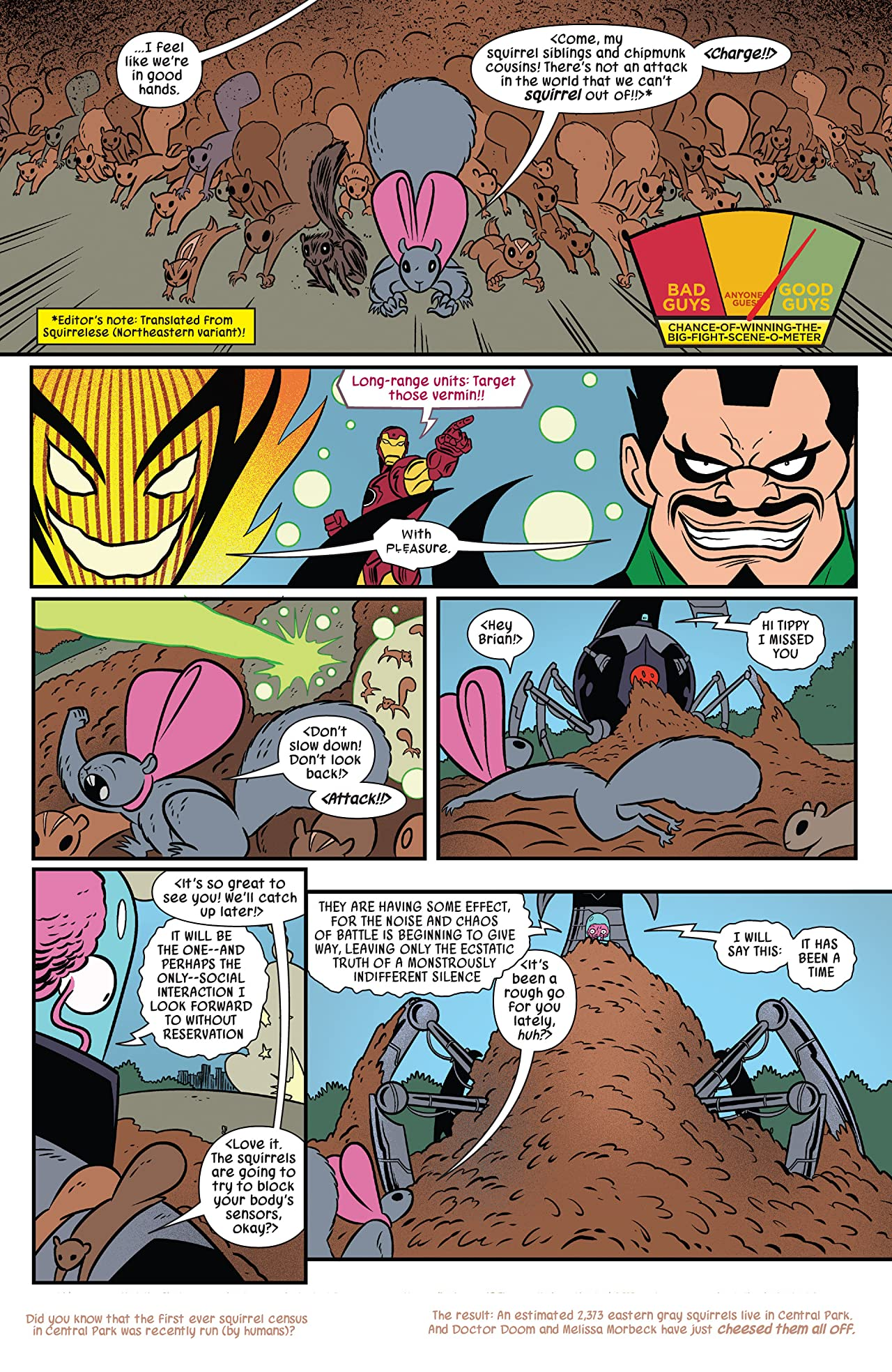 The Unbeatable Squirrel Girl (2015-) #49