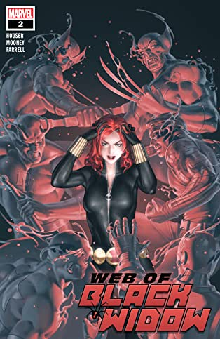 The Web Of Black Widow (2019-) #2 (of 5)
