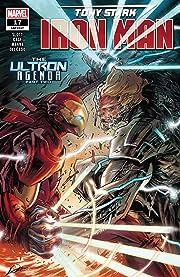 Tony Stark: Iron Man (2018-2019) #17