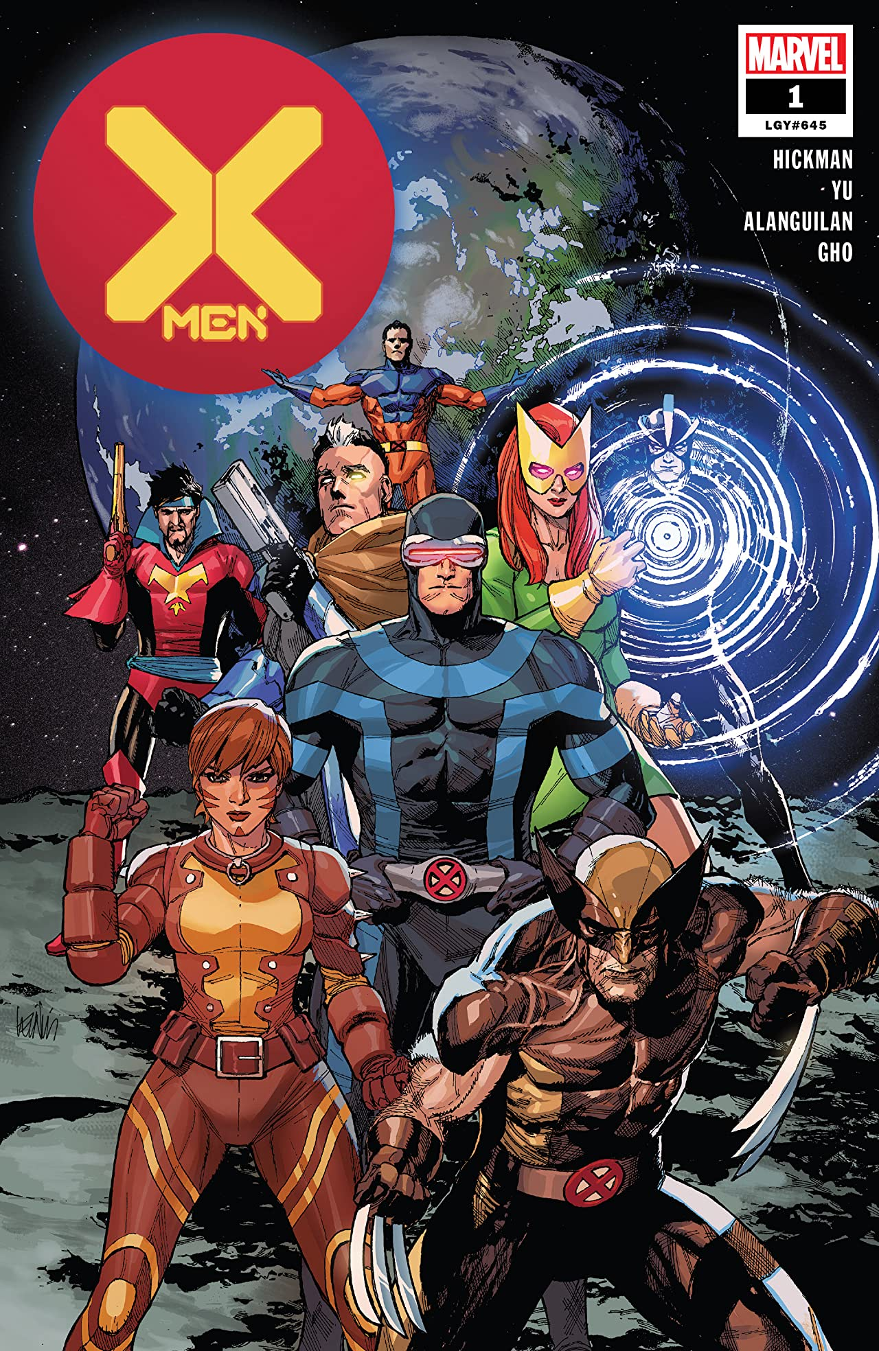 X-Men (2019-) #1 - Comics by comiXology