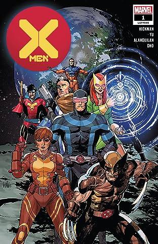 X-Men (2019-) No.1
