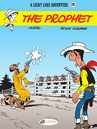 Lucky Luke Vol. 73: The Prophet