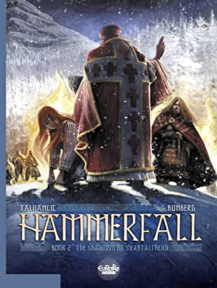 Hammerfall Vol. 2: The Shadows of Svartalfheim