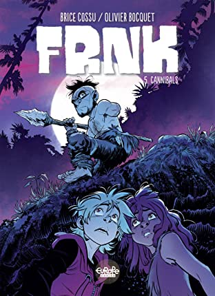 FRNK Vol. 5: Cannibals