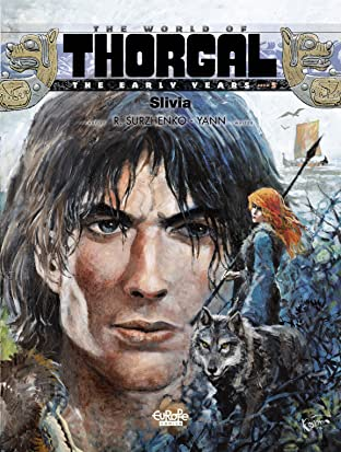 The World of Thorgal: The Early Years Vol. 5