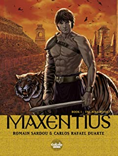 Maxentius Vol. 1: The Nika Revolt