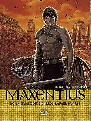 Maxentius Vol. 1: The Nika Revolt