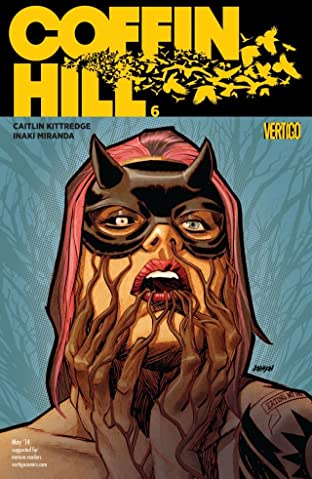 Coffin Hill (2013-) #6