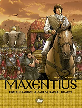 Maxentius Vol. 2: The Augusta