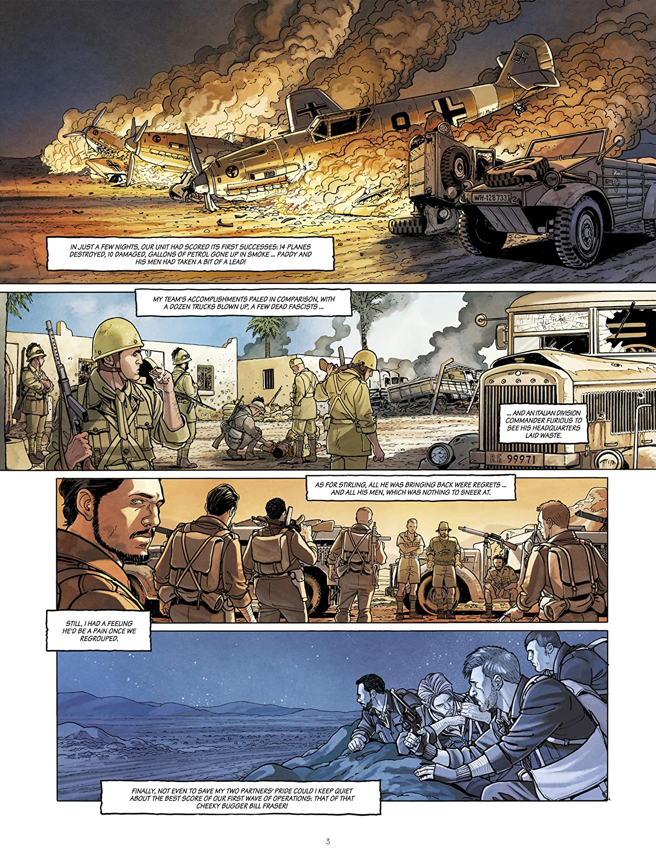 The Regiment Tome 2: The True Story of the SAS