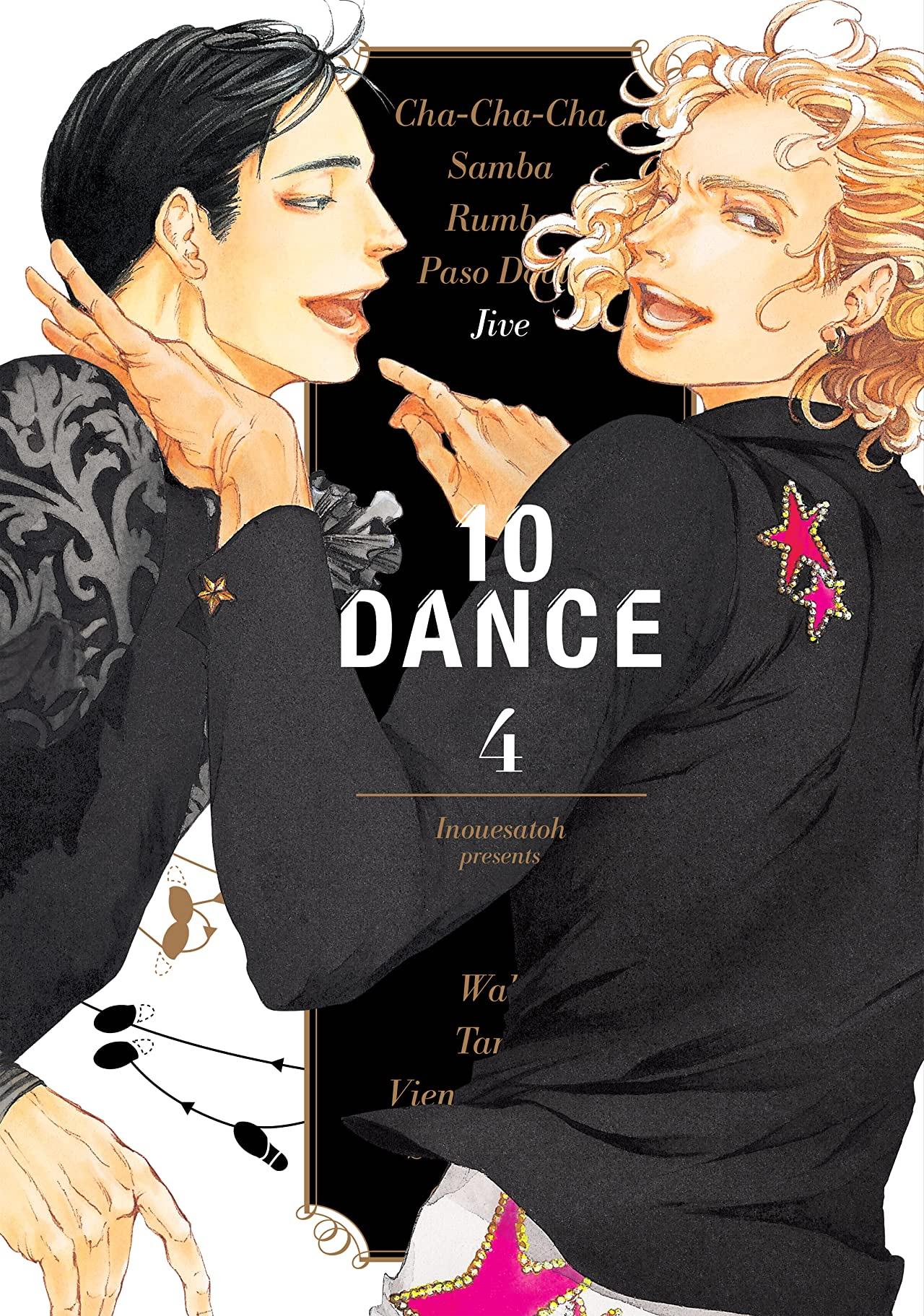 10 Dance Tome 4