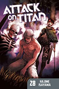 Attack on Titan Vol. 28