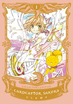 Cardcaptor Sakura Collector's Edition Tome 1