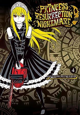 Princess Resurrection Nightmare Tome 4