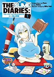 The Slime Diaries: That Time I Got Reincarnated as a Slime Vol. 1