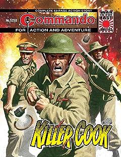 Commando #5253: Killer Cook