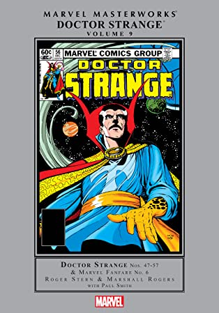 Doctor Strange Masterworks Vol. 9