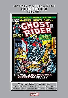 Ghost Rider: Masterworks Tome 1