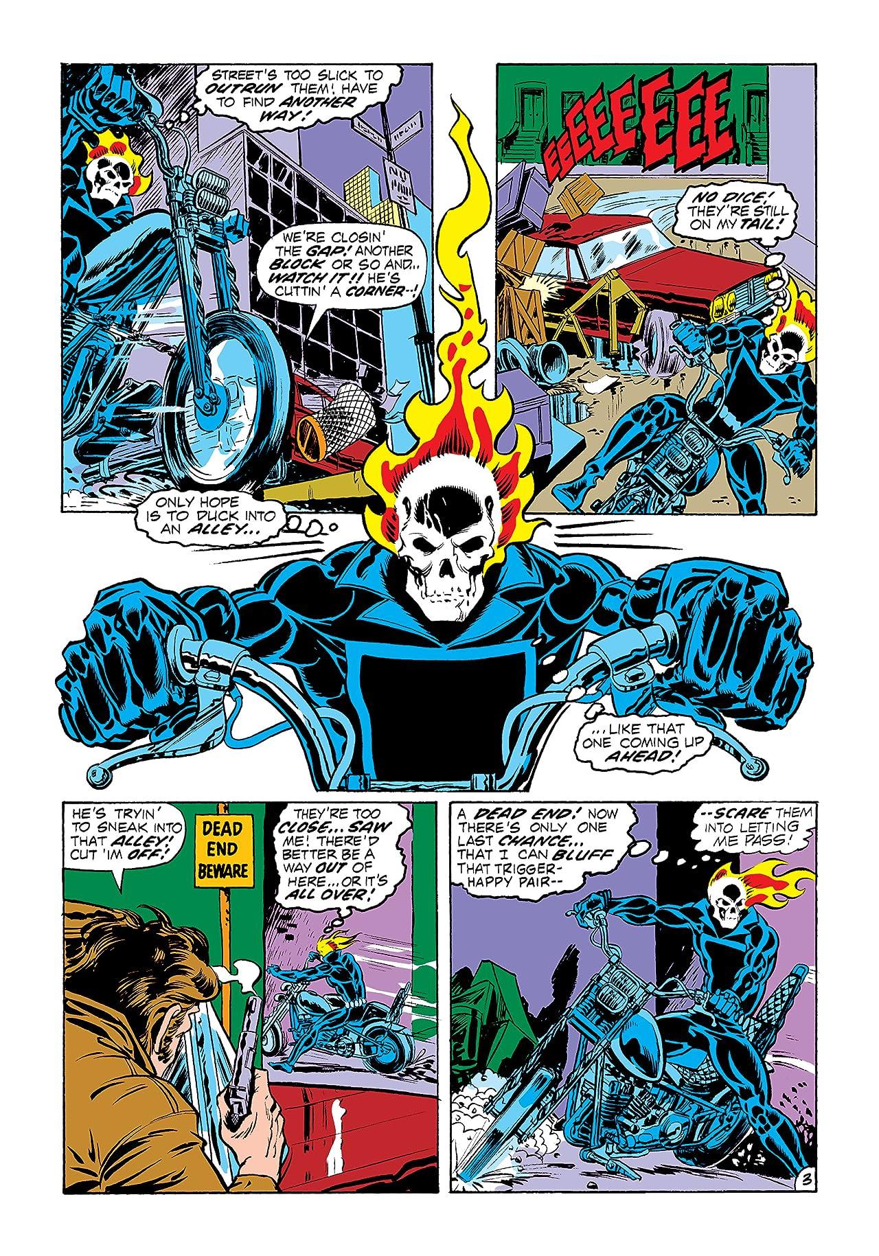 Ghost Rider: Masterworks Vol. 1
