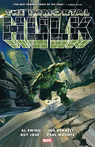Immortal Hulk Tome 1