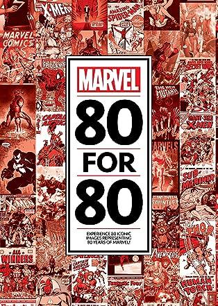 Marvel 80 For 80