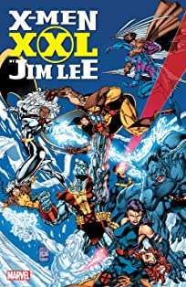 X-Men XXL by Jim Lee