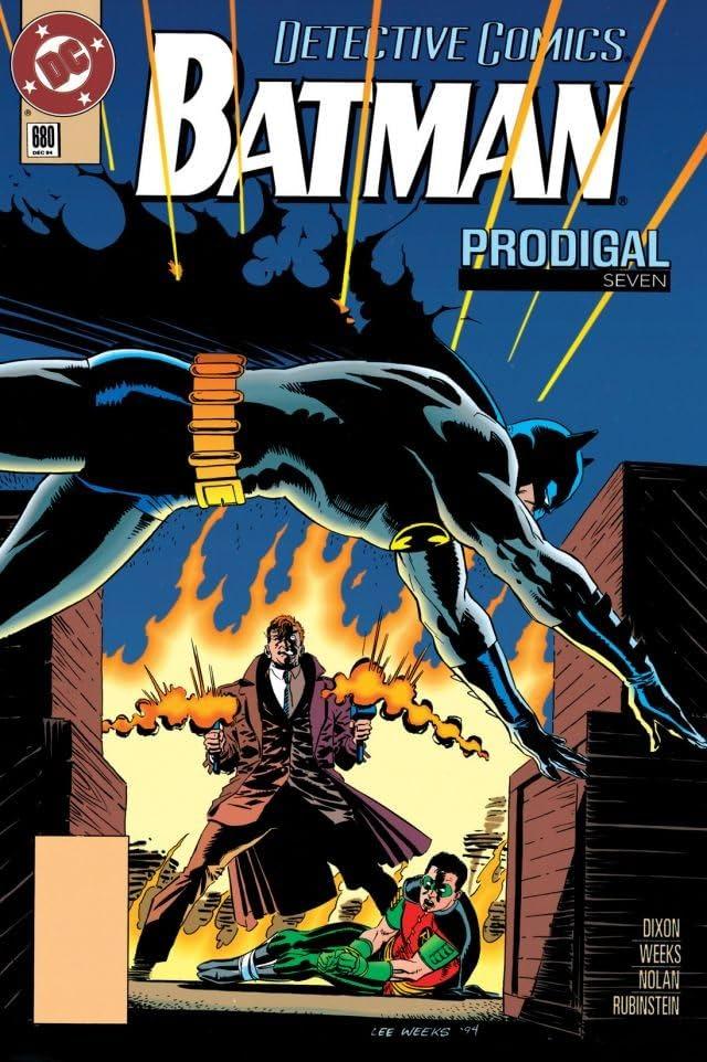 Detective Comics (1937-2011) #680