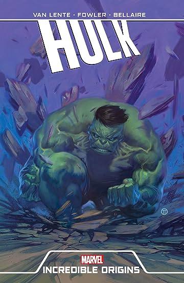 Hulk: Incredible Origins