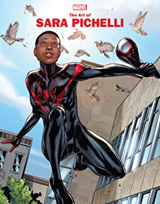 Marvel Monograph: The Art Of Sara Pichelli